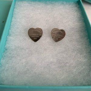 Tiffany & Co. Heart Tag Earrings
